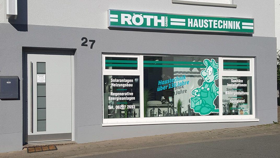 Georg Röth GmbH Büro Wald-Michelbach
