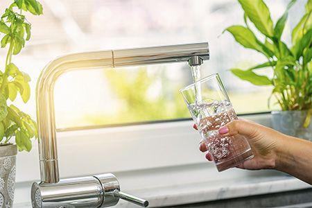 wasserleitung qualitaet trinkwasser